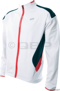 Bellwether Element Jersey Bellwether Element Long Sleeve Jersey White/Black/Red SM