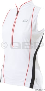 Bellwether Womens Sleeveless Heatwave Jersey Bellwether Womens Sleeveless Heatwave Ferrari LG