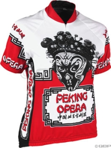 Retro Image Peking Opera Jerseys Retro Image Apparel Peking Opera LG