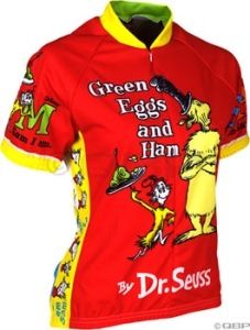 Retro Image Green Eggs & Ham Jerseys Retro Image Green Eggs & Ham MD