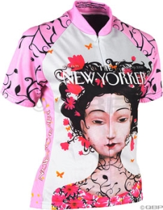 Retro Image New Yorker Jersey Retro Image Apparel New Yorker Blossoms XL