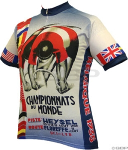 Retro Image 1935 Worlds Jerseys Retro Image Apparel 1935 World Championship LG