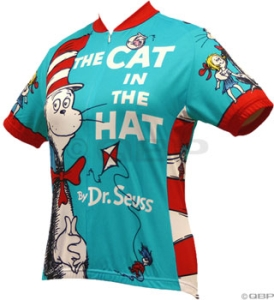 Retro Image Cat in the Hat Jerseys Retro Image Apparel Cat in the Hat LG