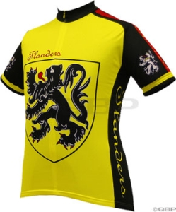 World Jerseys Flanders Jerseys World Jerseys Flanders 2XL