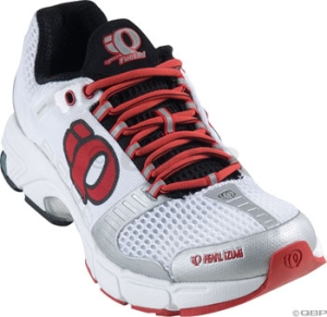 Pearl Izumi Men's syncroFuel Running Shoes Pearl Izumi Men's syncroFuel size 8 White/Black