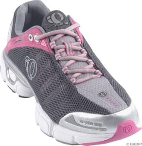 Pearl Izumi Women's syncroFloat III Running Shoes Pearl Izumi Women's syncroFloat III size 8.5 Gray/Silver