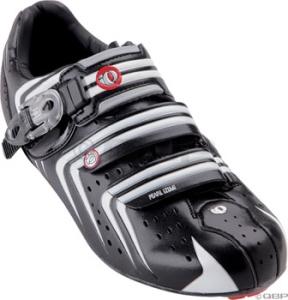 Pearl Izumi Men's Elite II Road Shoes Pearl Izumi Elite RD II size 43 Black/White