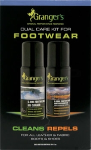 Granger's Footwear KitCleaner/Waterproofer Granger's Footwear KitCleaner/Waterproofer