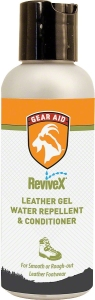 Gear Aid ReviveX Leather Gel Water Repellent 4oz Gear Aid ReviveX Leather Gel Water Repellent 4oz