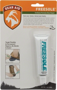 Gear Aid Freesole Urethane Formula Shoe Repair 1oz Gear Aid Freesole Urethane Formula Shoe Repair 1oz