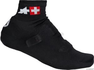 Assos Overshoes Black Size 1 Assos Overshoes Black Size 1