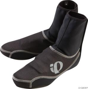 Pearl Izumi Softshell Shoe Covers Pearl Izumi Softshell Shoe Cover SM Black Size 39