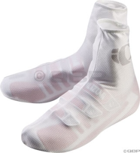 Pearl Izumi P.R.O. Aero Shoe Covers White PI P.R.O. Aero Shoe Cover White LG