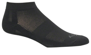 SockGuy Channel Air Socks SockGuy Channel Air Black S/M