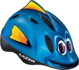 Lazer Max Deluxe Kid's Helmets Lazer Max Deluxe Youth Helmet Fish 4956cm
