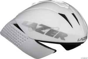 Lazer Tardiz TT Helmets Lazer Tardiz Helmet TT White XS/MD 5057cm