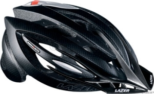 Lazer Genesis XC Series Helmets Lazer Genesis XC Helmet with Visor Matte Carbon LGXL 5861cm