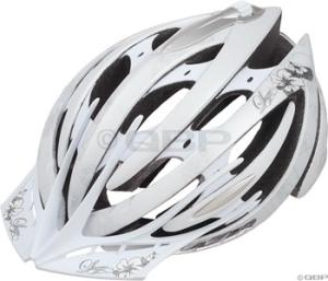 Lazer Genesis Lady's Edition Helmets Lazer Genesis Lady's Edition Helmet Matte White LG/XL 5761cm