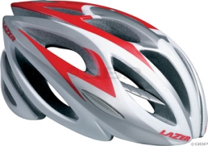 Lazer Blade2 RD Helmet Lazer Blade2 Road Helmet Red/White LG/XL 5461cm