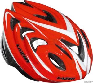 Lazer 2X3M Sport Helmets Lazer 2X3M Sport Helmet Red/White 2XS/MD 5057cm