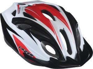 Lazer Tempo Helmets Lazer Tempo Helmet Silver/White Unisize 5460cm