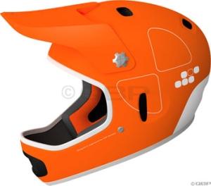 POC Cortex Flow Helmet Orange LG/XL 5860cm POC Cortex Flow Helmet Orange LG/XL 5860cm