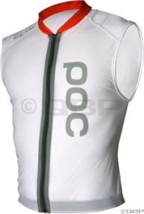 POC Spine VPD Vest Body Armor POC Spine VPD Vest White XS/S