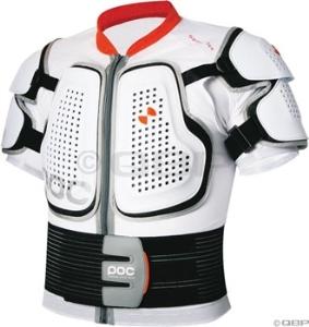 POC Spine VPD Tee Body Armor POC Spine VPD Tee White M