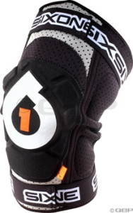 SixSixOne EVO Knee Body Armor 661 EVO Knee Pad XL