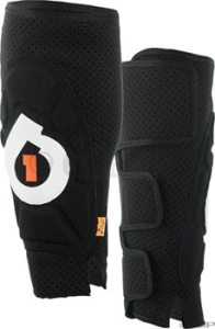 SixSixOne EVO Shin Guards Body Armor 661 EVO Shin Guard LG