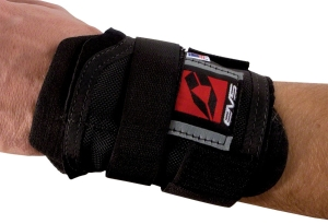 EVS WB01 Wrist Brace One Size, Sold in Pairs EVS WB01 Wrist Brace One Size, Sold in Pairs
