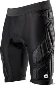 Fox Racing Launch Protective Shorts Fox Launch Short LG