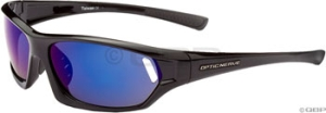 Optic Nerve Eyeque Sunglasses Optic Nerve Eyeque IC Shiny Black