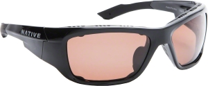 Native Grind Sunglasses Native Grind Sunglasses Iron with Polarized Copper Lens