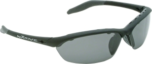 Native Hardtop Sunglasses Native Hardtop Sunglasses Asphalt with Polarized Gray Lens
