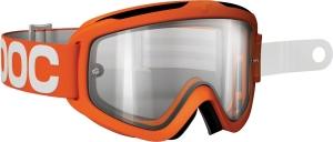 POC Iris DH Protective Goggles POC Iris DH Goggle Orange
