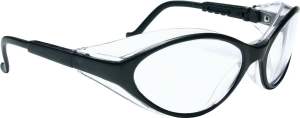 Optic Nerve Safety Glasses Safety Glasses meet ANSI Z80.7 standard