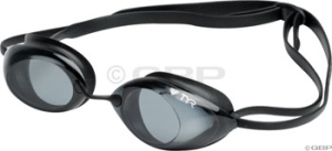 TYR Tracer Optical Swim Goggles TYR Tracer Optical Goggle Smoke 2.0