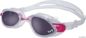 TYR Femme Crystalflex Swim Goggles TYR Femme Crystalflex Smoke