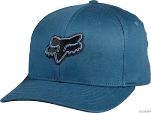 Fox Racing Suprano Baseball Caps Fox Suprano Flexfit Hat Sulphur Blue LG/XL