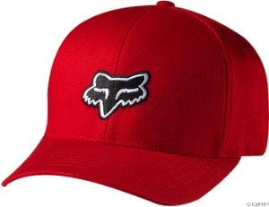 Fox Racing Legacy Baseball Caps Fox Legacy Flexfit Hat Red LG/XL