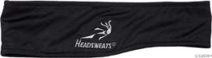 Headsweats Ultra Tech Headbands Headsweats Ultra Tech Headband Black/Red