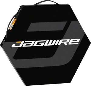 Jagwire 4mm Derailleur Housing w/L3 Liner, Box/50m, White