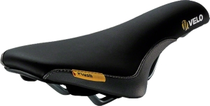Velo Plush VL41 HD Womens Saddle w/D2 Base