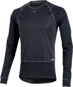 Pearl Izumi P.R.O. Barrier Long Sleeve Top: Black