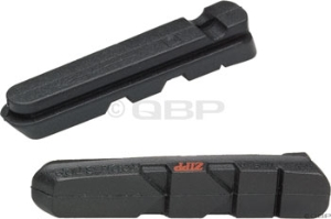 Zipp Replacement Brake Pad Inserts for use with Zipp Carbon Rims  - Shimano Compatible Pair