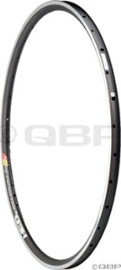 HED Belgium Series C2 Alloy Rim 28h Black