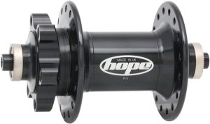 Hope Pro 2 Evo Front Disc QR Hub 32h Black
