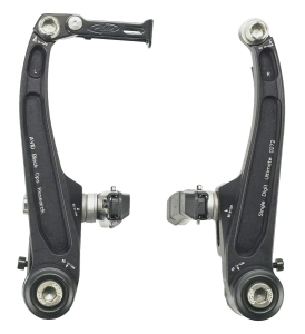 Avid Single Digit Ultimate Pro Blk Front/Rear