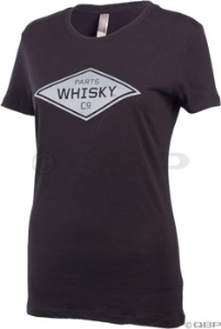 Whisky Parts Co. Logo T-Shirt: Black - XL